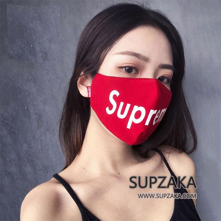 Supreme マスク おしゃれ