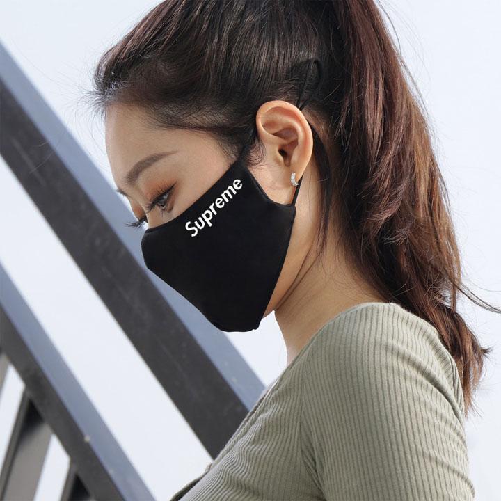 シュプリーム 布マスク 洗える
