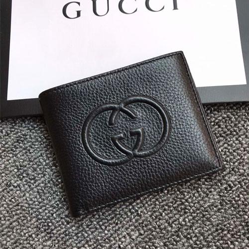 GUCCI 二つ折り財布 メンズ